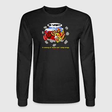Macho Man Kool Aid - Men's Long Sleeve T-Shirt