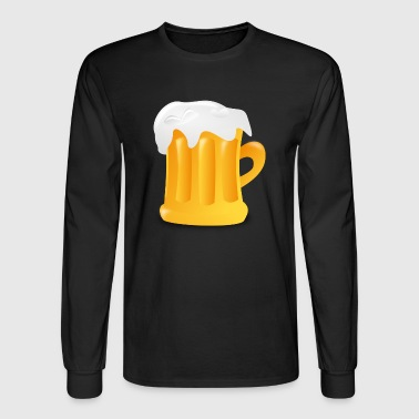 beer - Men's Long Sleeve T-Shirt