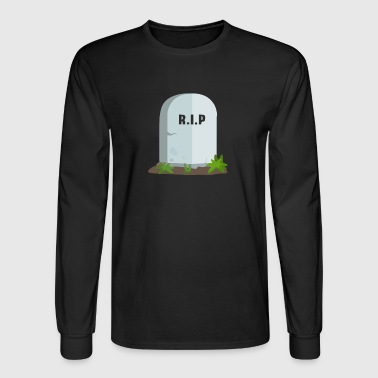 RIP - Men's Long Sleeve T-Shirt