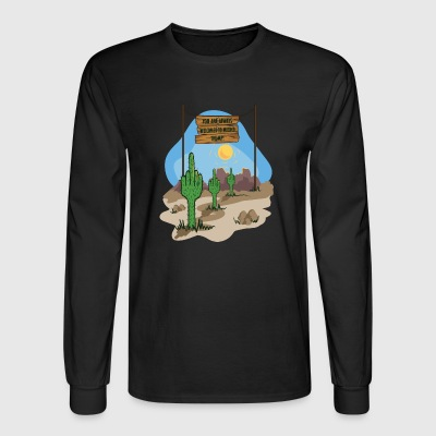 Welcome to Mexico - Men's Long Sleeve T-Shirt