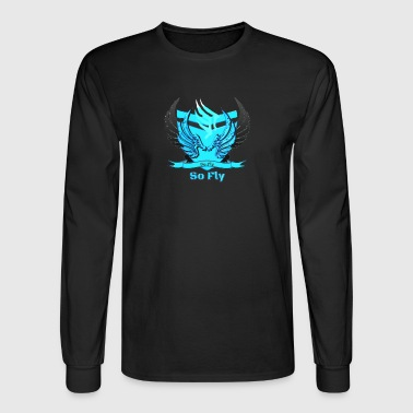 So Fly Official Logo - Men's Long Sleeve T-Shirt