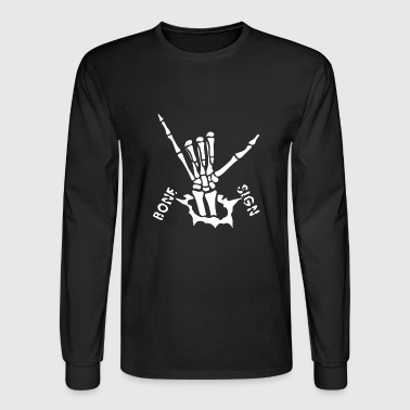 Hang Loose - Men's Long Sleeve T-Shirt