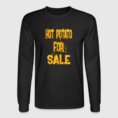 hot potato for sale 1 - Men's Long Sleeve T-Shirt