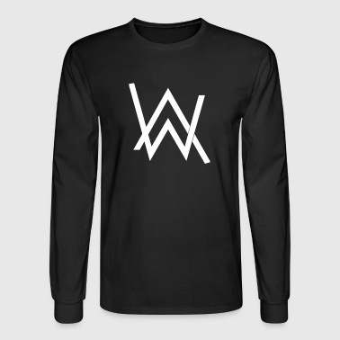 Alan Walker - Men's Long Sleeve T-Shirt