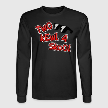 FotorCreated-bell - Men's Long Sleeve T-Shirt