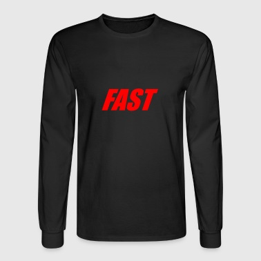 FAST - Men's Long Sleeve T-Shirt