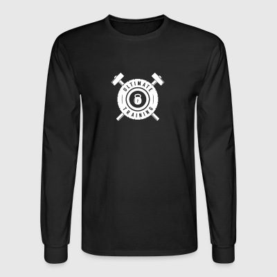 ULTIMATE TRAINING - Men's Long Sleeve T-Shirt