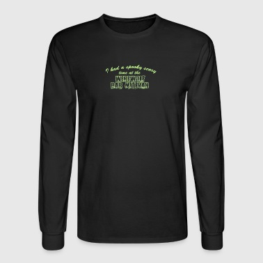 Werewolf Barmitzvah - Men's Long Sleeve T-Shirt