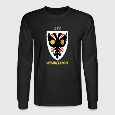AFC Wimbledon - Men's Long Sleeve T-Shirt