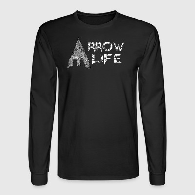 Arrow Life - Men's Long Sleeve T-Shirt