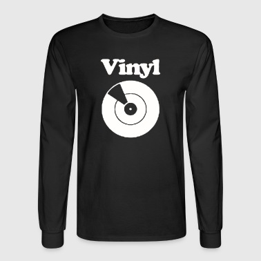 vinyl - Men's Long Sleeve T-Shirt