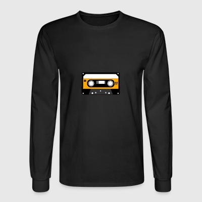 cassette - Men's Long Sleeve T-Shirt