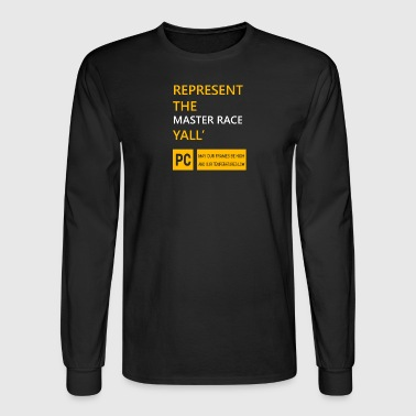 PC Master Race - Men's Long Sleeve T-Shirt