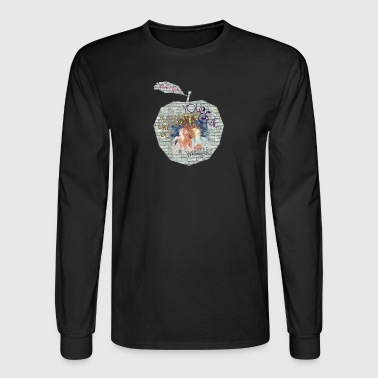 Romantic Summer - Men's Long Sleeve T-Shirt