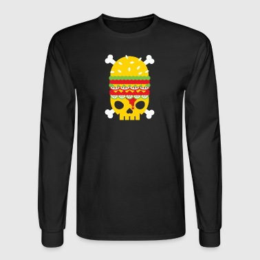 Fast Food - Men's Long Sleeve T-Shirt