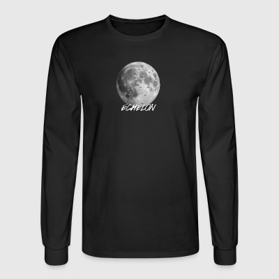 Echelon Dark Moon - Men's Long Sleeve T-Shirt