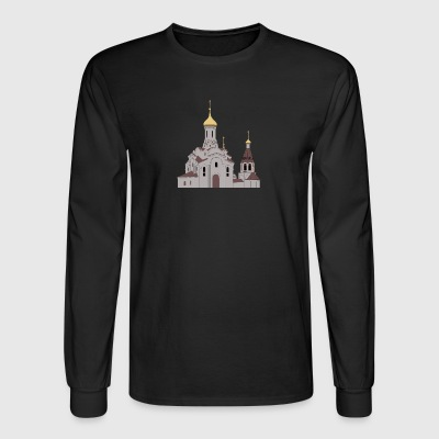 Orthodox church - Men's Long Sleeve T-Shirt