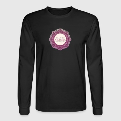 The Law Firm of Victoria - Men's Long Sleeve T-Shirt
