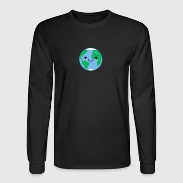 TSC Save the Planet - Men's Long Sleeve T-Shirt