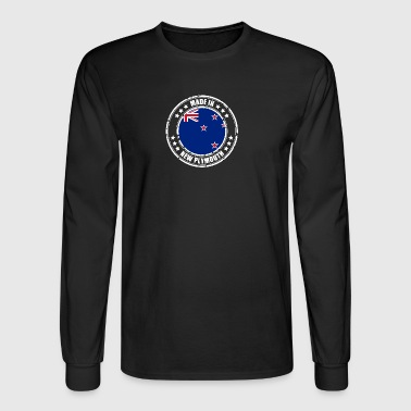 MADE IN NEW PLYMOUTH - Men's Long Sleeve T-Shirt