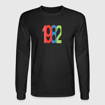 1982 - Men's Long Sleeve T-Shirt