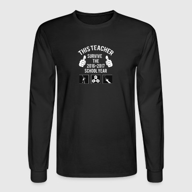 2017 School Year - Men's Long Sleeve T-Shirt