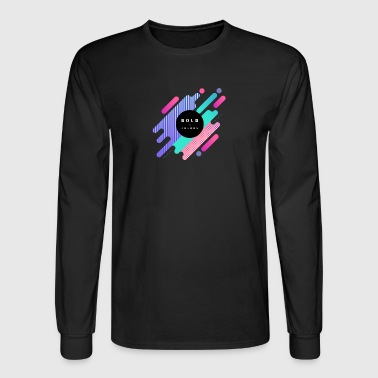 Bold Colors - Men's Long Sleeve T-Shirt