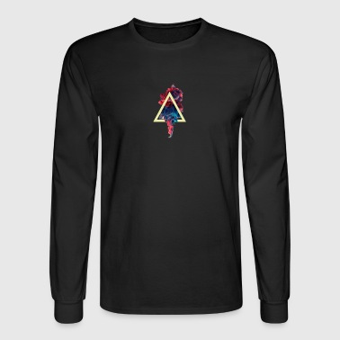 Abstract color - Men's Long Sleeve T-Shirt