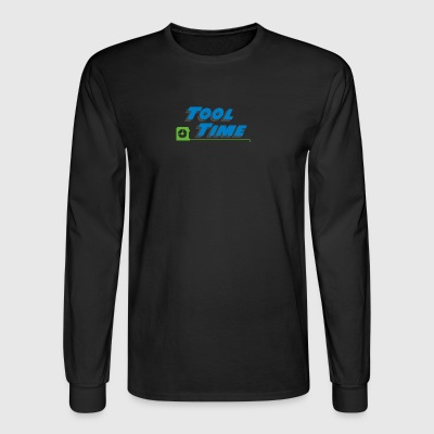 Tool Time - Men's Long Sleeve T-Shirt