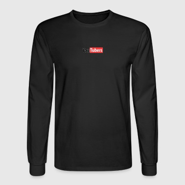 Youtubers T-Shirt - Men's Long Sleeve T-Shirt