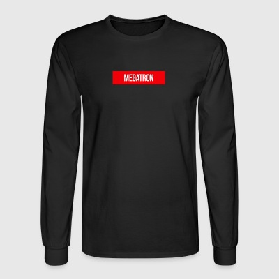 Red Box - Men's Long Sleeve T-Shirt
