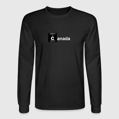 Chemistry Canada - Men's Long Sleeve T-Shirt