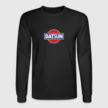 Datsun motor - Men's Long Sleeve T-Shirt