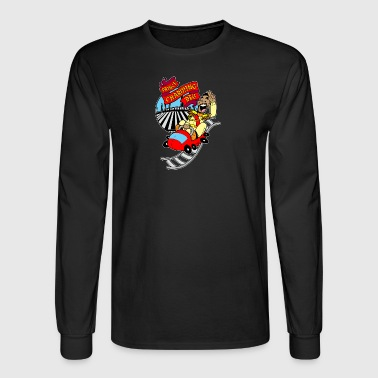 Prince Charming Dev Space Mountain - Men's Long Sleeve T-Shirt