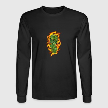 IT S ALIVE - Men's Long Sleeve T-Shirt