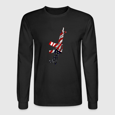 USA - Men's Long Sleeve T-Shirt