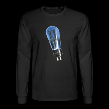 vacuum tube - Men's Long Sleeve T-Shirt