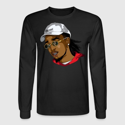 quavo - Men's Long Sleeve T-Shirt