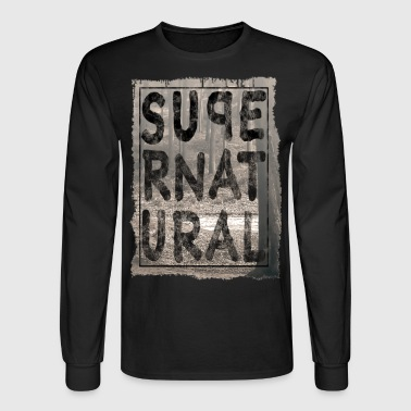 supernatural - Men's Long Sleeve T-Shirt