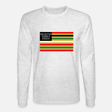 Groove one nation under a groove - Men's Longsleeve Shirt