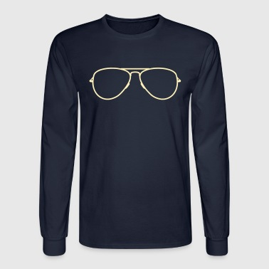 Sunglasses - Men's Long Sleeve T-Shirt