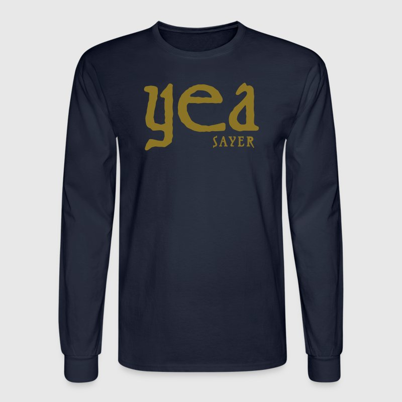 Yeasayer - Men's Long Sleeve T-Shirt