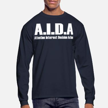 Ross Glengarry Glen Ross | AIDA - Men's Long Sleeve T-Shirt