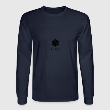 Blume Blume Logo - Men's Long Sleeve T-Shirt