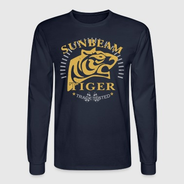 Sunbeam Tiger Track Tested - Men's Long Sleeve T-Shirt