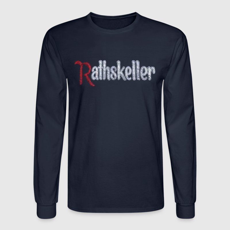 The Rat Rathskeller Clothing Apparel Boston - Men's Long Sleeve T-Shirt