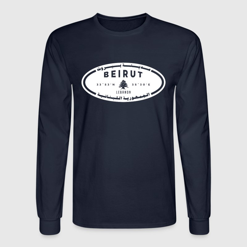 Beirut - Men's Long Sleeve T-Shirt