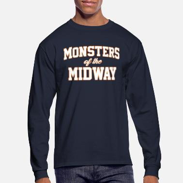 Monsters of the Midway - Men's Long Sleeve T-Shirt