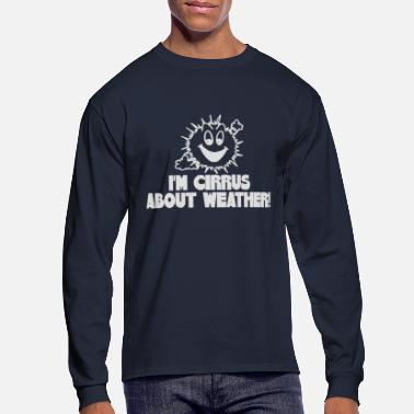 Weather Weather - Men's Long Sleeve T-Shirt