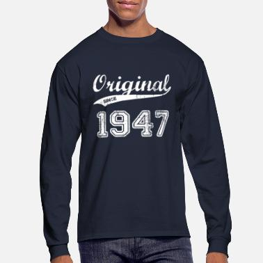 1947 1947 - Men's Long Sleeve T-Shirt